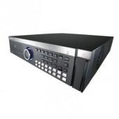 SVR-1650E / SVR1650E. Video grabador digital Premium 16 canales, 480FPS, Alta resolución (704x480), 3 puertos USB, DVD R/RW, OSD (Multi-lenguaje), AV, 250GB, 4HDD externos, Compatible 255 DVR y domos PTZ.